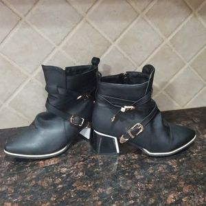 Vero cuoio ankle boots. Size 41